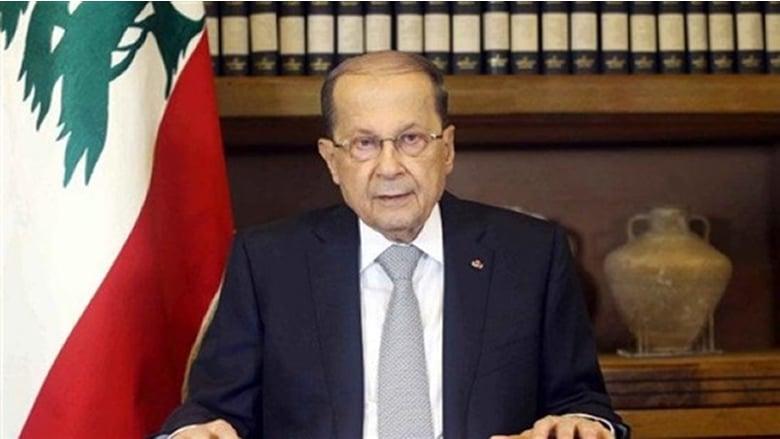 عون: ما حصل في طرابلس لن يؤثر على الاستقرار