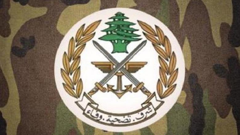 قيادة الجيش تنعى الملازم أول الشهيد فرحات والمجند صالح