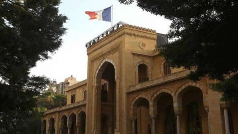السفارة الفرنسية تدين اعتداء طرابلس: نقف الى جانب لبنان في مكافحته الارهاب