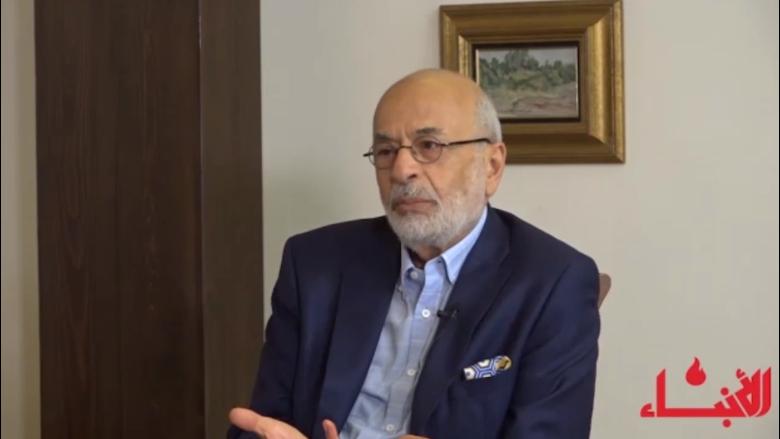 #فيديو_الانباء: هكذا طمأن وزير التربية أكرم شهيب الطلاب عشية الإمتحانات وأساتذة الجامعة اللبنانية