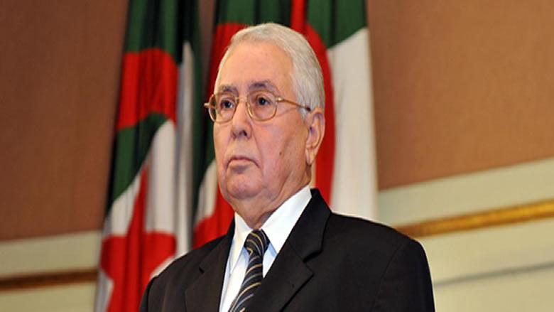 الرئيس الجزائري الموقت يدعو لحوار شامل للتحضير للانتخابات الرئاسية