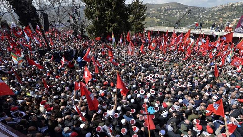 """ما يخطط للجبل مكشوف وإسقاط الفتنة الخيار الدائم لـ """"التقدمي""""!"""
