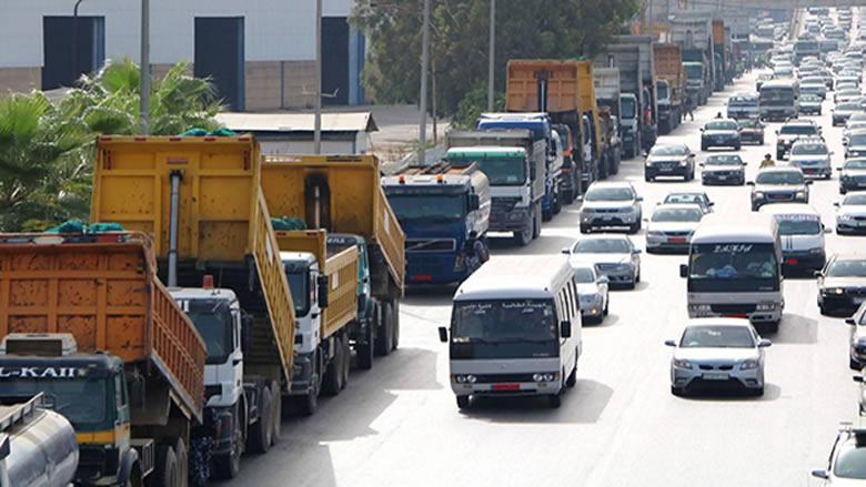 تعليق إضراب اتحادات ونقابات قطاع النقل البري