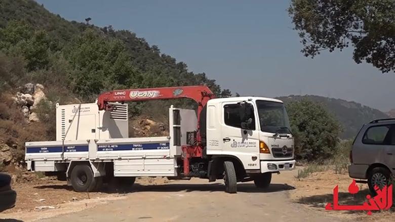 #فيديو_الأنباء: هكذا حل جنبلاط أزمة الكهرباء في بلدة شمعرين- المناصف
