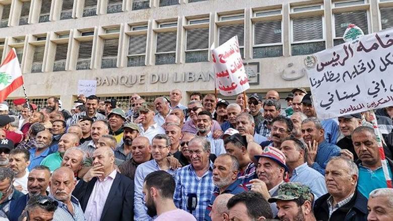 العسكريون المتقاعدون: اعتصام تحذيري الثلاثاء في ساحة الشهداء