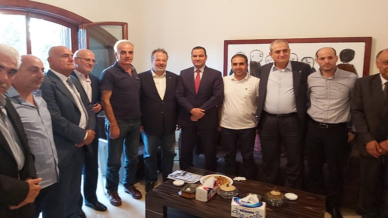 لقاء في منزل الهبر في منصورية بحمدون أكد على المصالحة