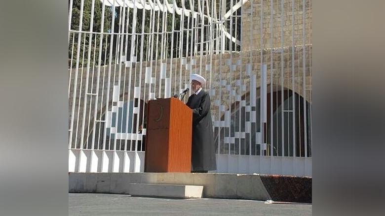 """""""الأنباء"""" تقلّب في صفحات الجبل والمصالحة... وهذا ما قاله المفتي دريان في إفتتاح مسجد شكيب أرسلان"""