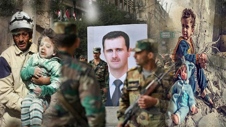 """""""واشنطن بوست"""": نظام الأسد لم يفز..  ونجا على حساب دم السوريين!"""
