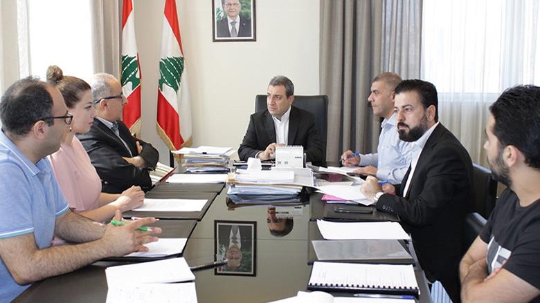 """ابو فاعور: """"الصناعة"""" ترسي قواعد تفاوضية صلبة تحمي مصالح لبنان"""