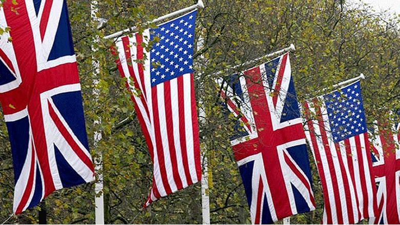 بعض فصول العلاقات الأميركية - البريطانية