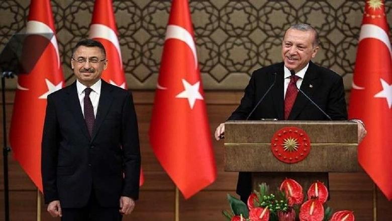 نائب أردوغان: لن نرضخ للضغوط بسبب أنشطتنا شرقي المتوسط