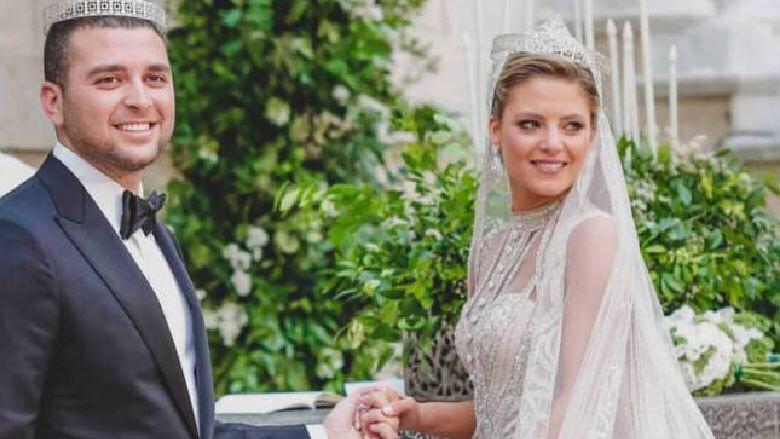 عروس إيلي صعب جنيور..كالأميرات!