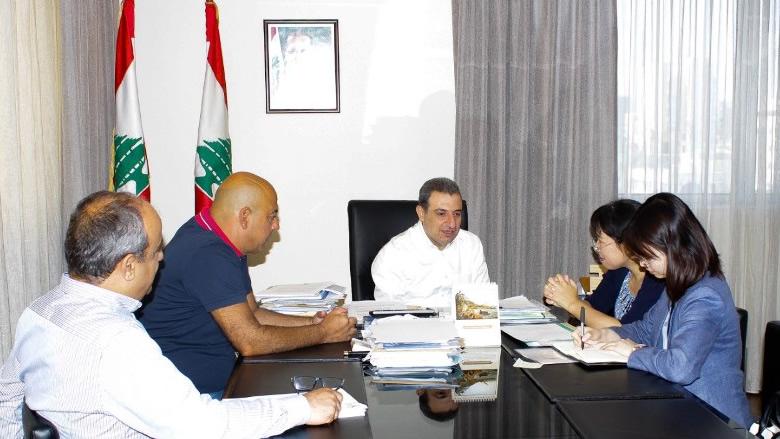 أبو فاعور: نعمل على تشجيع الصينيين على فتح مصانع في لبنان