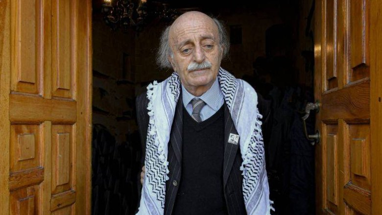 "Jumblatt to L'OLJ: ""Dialogue? Yes. Surrender? Never."""