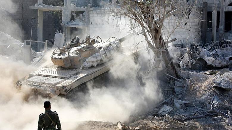 """""""دايلي صباح"""": السوريون يكافحون من أجل الحياة والنظام يستخدم جميع آلات القتل!"""
