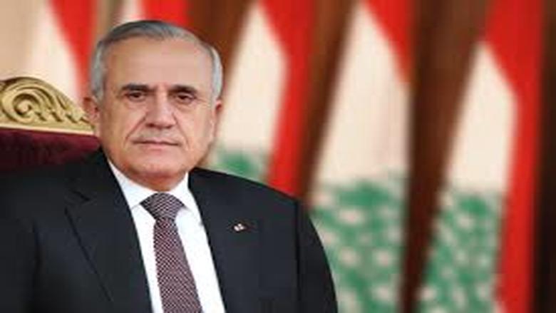 سليمان: لنعمل على تكريم دولة لبنان الكبير