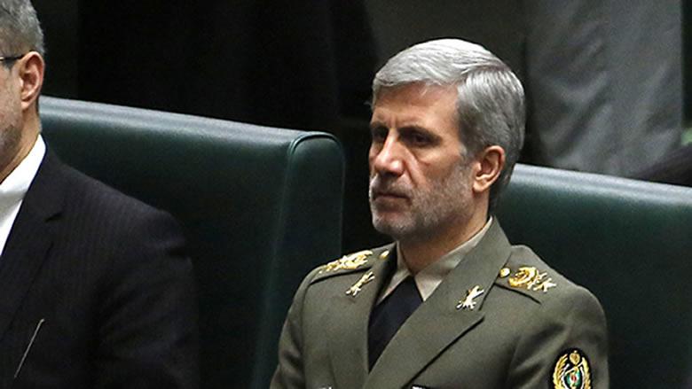 وزير الدفاع الإيراني: احتجاز بريطانيا ناقلة إيرانية عمل من أعمال التهديد