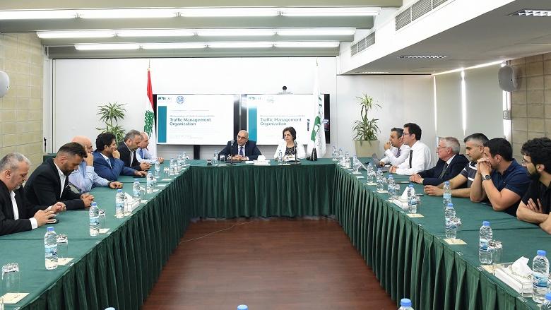 مذكرة تفاهم بين هيئة ادارة السير والجامعة اللبنانية الاميركية (LAU)