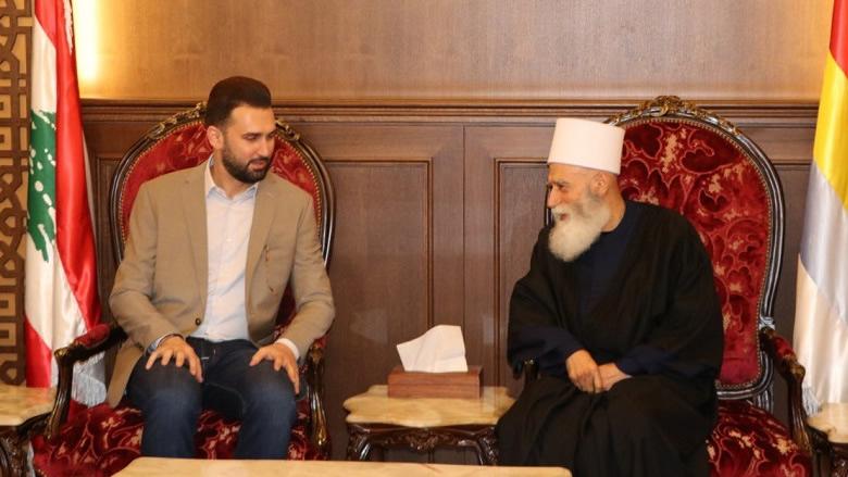 تيمور جنبلاط مهنئاً شيخ العقل بنجاح القمة: سياسات الإلغاء لن تفلح