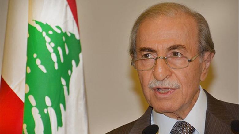 """الخليل: كاد لبنان ان يصبح من """"الدول المارقة"""""""