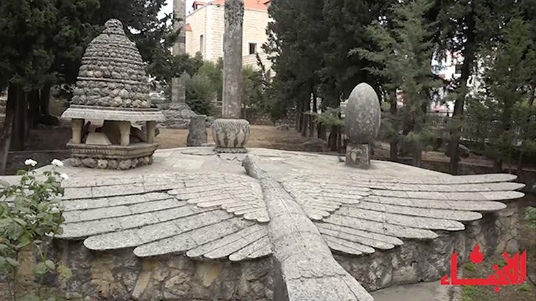 """فيديو """"الأنباء"""": حديقة الشهداء في بقعاتا... هكذا جسّد المعلم معاني التضحية والفداء"""
