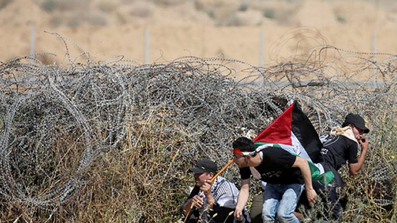 إسرائيل تبني جداراً إضافيا حول غزة لمنع تسلل الفلسطينيين