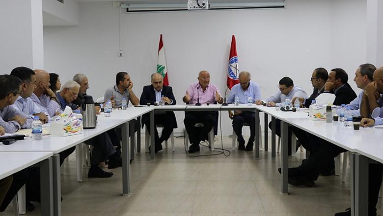 """إجتماع لمجلسي القيادة والمفوضين في """"التقدمي"""" يناقش التطورات السياسية الراهنة"""