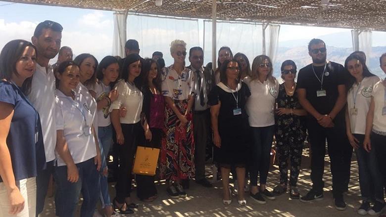"""جمعية """"سوا بالحلم الخيري"""" أقامت الصبحية السنوية الثانية برعاية وحضور داليا جنبلاط"""