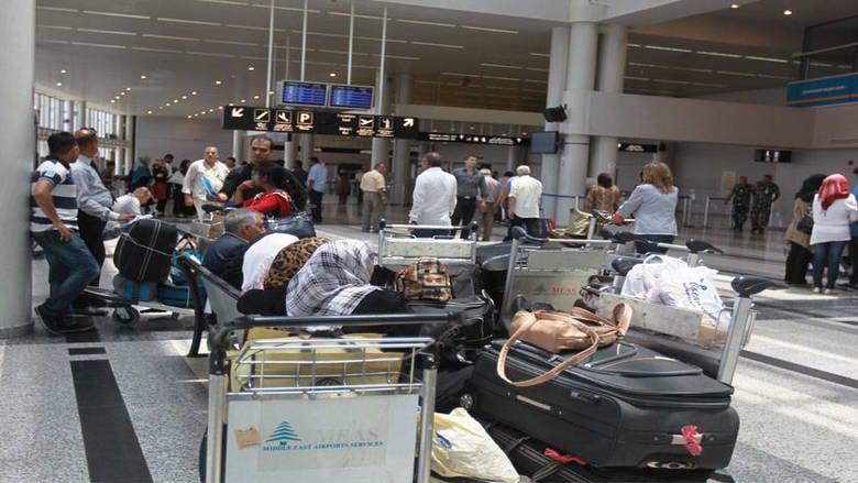 """عدد """"الركاب"""" في المطار قد يفوق الـ25000 في اليومين المقبلين!"""