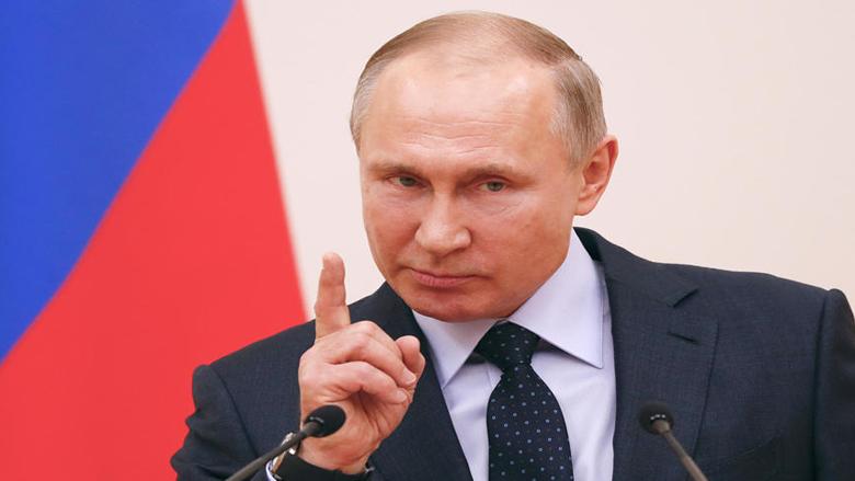 """بوتين يتوعد بمنع أية احتجاجات شبيهة بتحركات """"السترات الصفراء"""""""