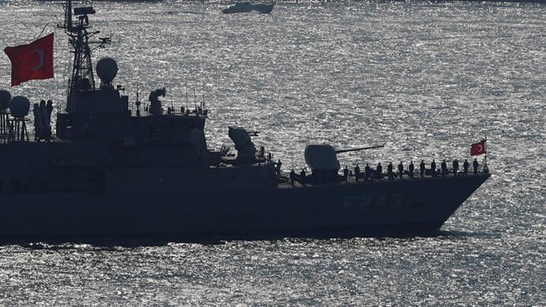 هواجس تركية من اندلاع حرب مع فرنسا في مياه شرق المتوسط