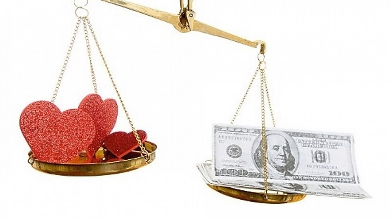 الحب العظيم ألذُّ من مليون دولار!