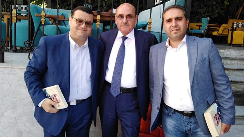 """""""التقدمي"""" يشارك في حفل توقيع كتاب الصحافي سركيس نعوم"""