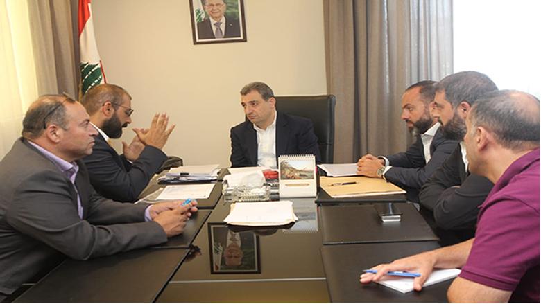 ابوفاعور: بدأنا بإجراءات عدة حماية للاقتصاد وحفاظاً على المستهلك