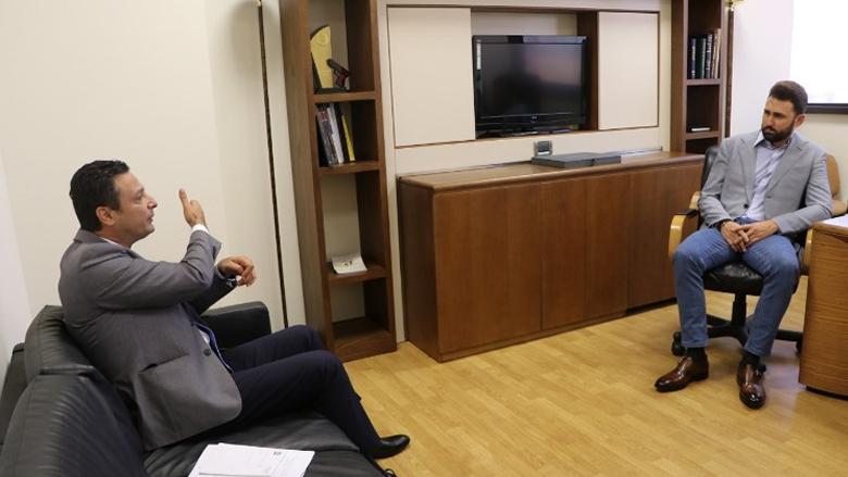 تيمور جنبلاط يتابع قضايا النقل والخطط المقترحة