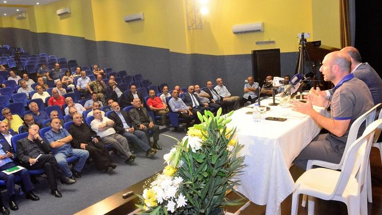 """""""التقدمي"""" يتحرك في ملف نفايات الإقليم: حوار مع وزير البيئة ومقترحات حلول"""