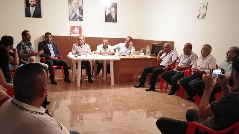 """اللجنة الثقافية في """"التقدمي""""- مرستي باشرت لقاءاتها التثقيفية"""