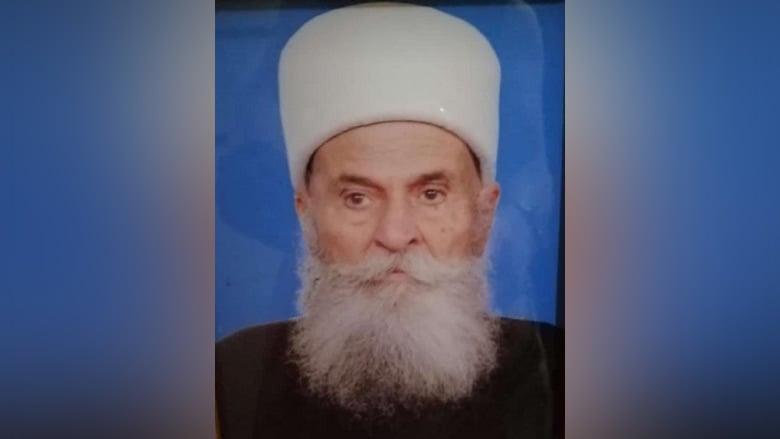 جنبلاط يرثي الشيخ عبد الخالق: كنت إلى جانبي في أصعب المراحل