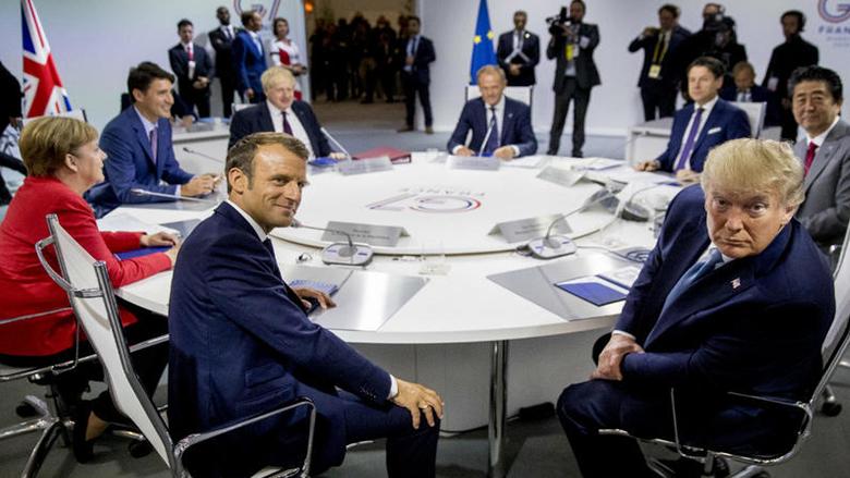 وحدة الغرب في الـG7 والمزيد من تبريد الصراعات الدولية
