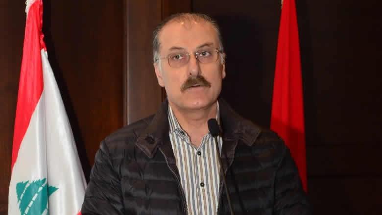 عبدالله: لم يكن من قبيل الصدفة دعمنا لنادي قضاة لبنان