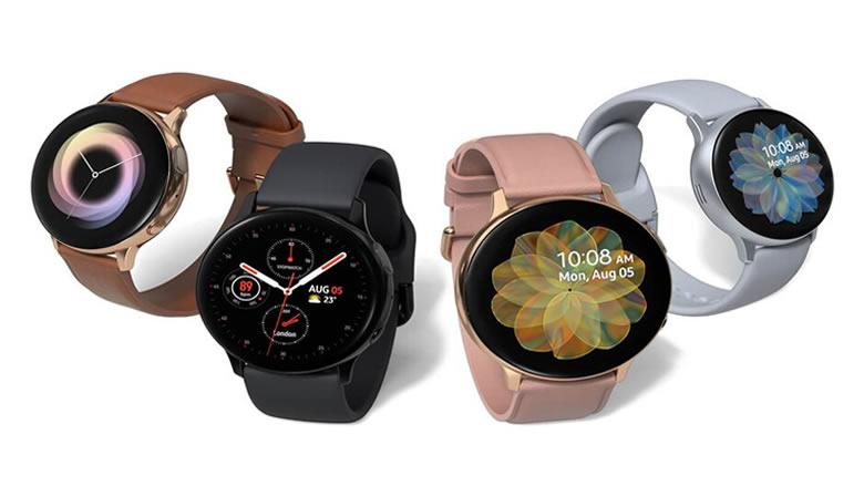 سامسونغ أطلقت رسميا نسخة ساعتها الذكية Watch Active 2