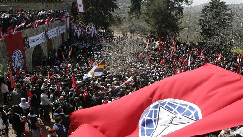 """""""التقدمي"""" وقدر الإنتصار .. للبنان وكل الأحرار"""
