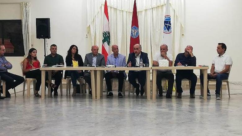 اجتماع موسع للخريجين التقدميين في منطقة المتن