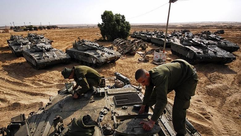 """""""ناشيونال انترست"""" : بعد 13 عامًا على حرب تموز.. إسرائيل تستعد للحرب بمدرعات قتالية!"""