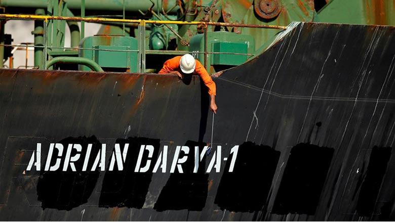 """بريطانيا تتهم إيران ببيع نفط """"أدريان داريا 1"""" إلى سوريا"""