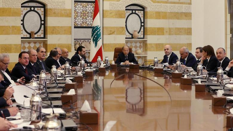 مجلس الوزراء يرجئ اقرار خطة وزير المهجرين