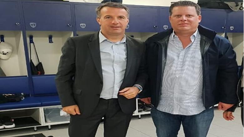 رئيس نادي الراسينغ زار نادي باريس لكرة القدم واطلع على تجربته