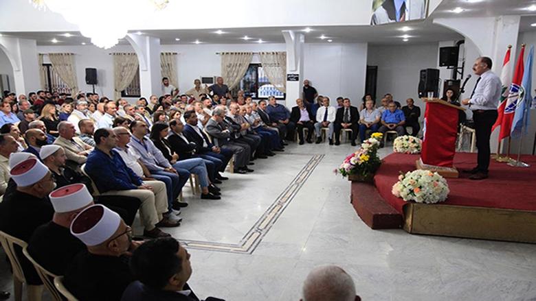 عبدالله من كفرحيم: كمال جنبلاط علّمنا جمال التسوية من أجل الحفاظ على استقرار لبنان