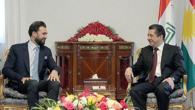 تيمور جنبلاط التقى رئيس إقليم كردستان ورئيس الحكومة وشخصيات: علاقتنا تاريخية