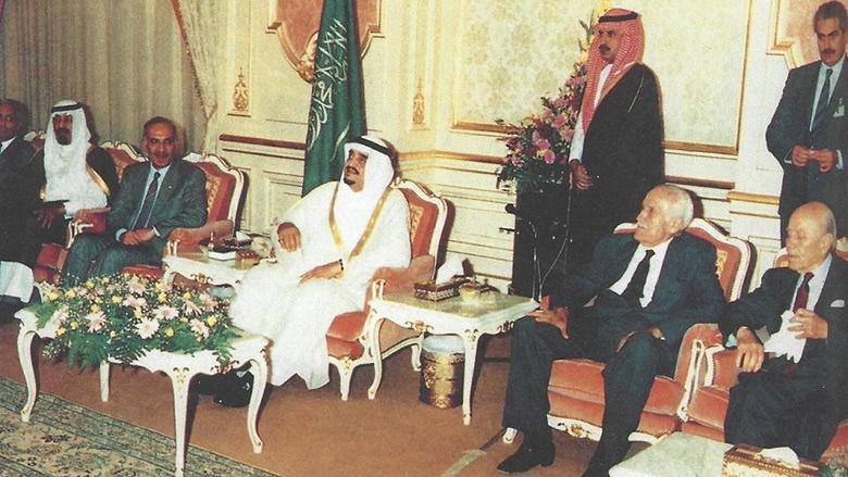 نعم للمصالحة والطائف تحصيناً للبنان..